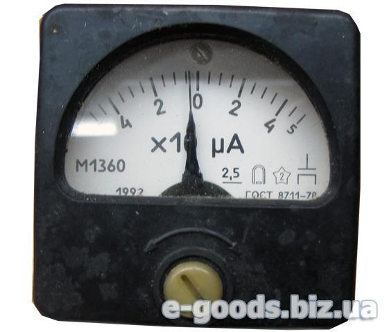 Амперметр M1360