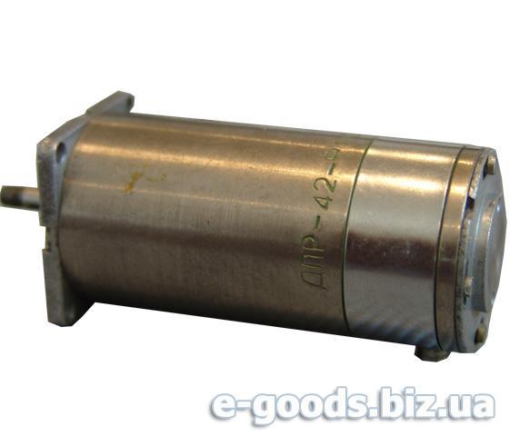 Колекторний двигун постійної напруги ДПР-42-Ф1-05