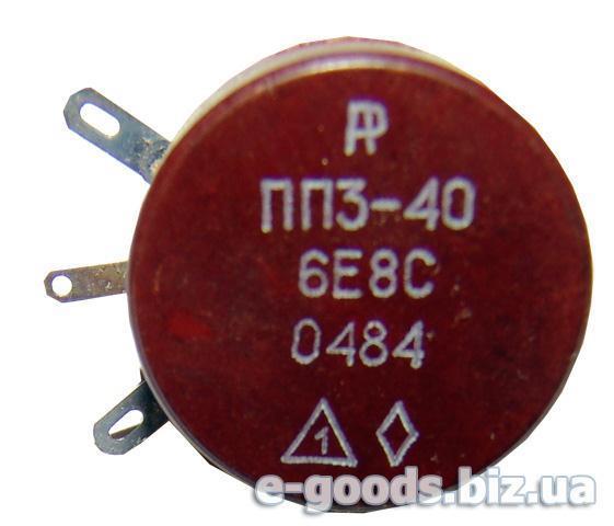 Опір ПП3-40 68 Ом