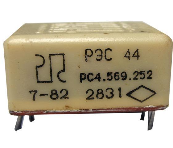 Реле постійного струму РЭС 44