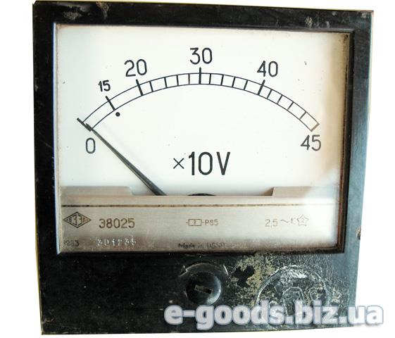 Вольтметр Э8025