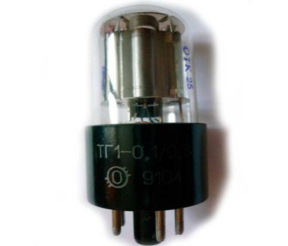Тиратрон ТГ1-1/0.8