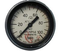 МТ (100 кгс) - манометр