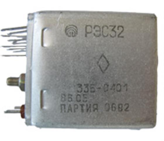 Електромагнітне реле РЭC 32